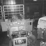 Restauration des SKW2000 bei der Firma KFZ Brunne