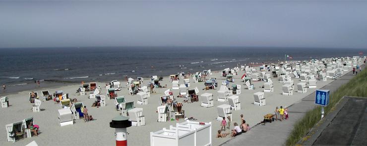 Wangerooge Strand