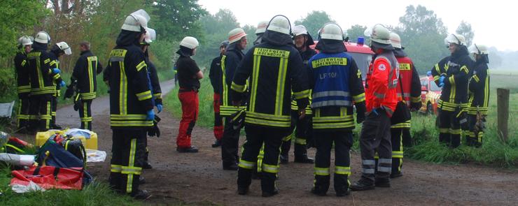 Symboldbild Fachberater © Feuerwehr Ibbenbüren