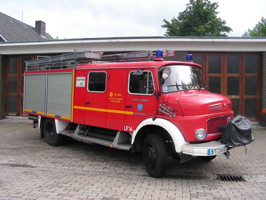 Löschgruppenfahrzeug LF 16 TS