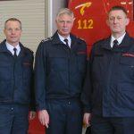Das neue Führungstrio (v.l.): Marko Lammerskitten, Karl-Heinz Rolf, Stefan Steinigeweg